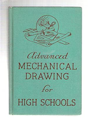 Advanced Mechanical Drawing for High Schools: Klenke, William W.; Hayes, Charles J.