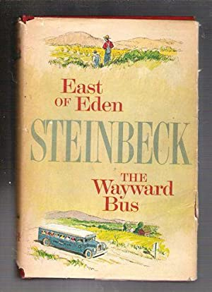 East of Eden and The Wayward Bus: Steinbeck, John