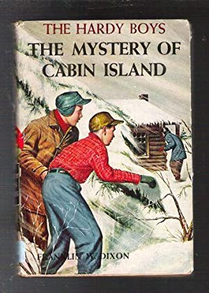 The Hardy Boys: The Mystery of Cabin Island: Dixon, Franklin