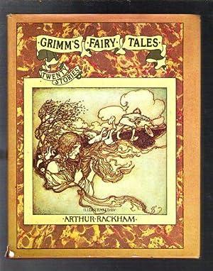 Grimm's Fairy Tales: Twenty Stories: Grimm,