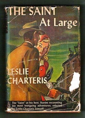 The Saint at Large: Charteris, Leslie