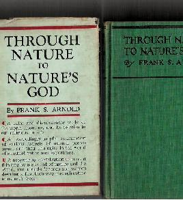 Through Nature to Nature's God: Arnold, Frank S.