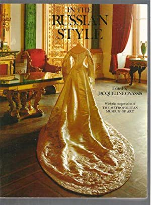 In the Russian Style: Jacqueline Onassis, editor