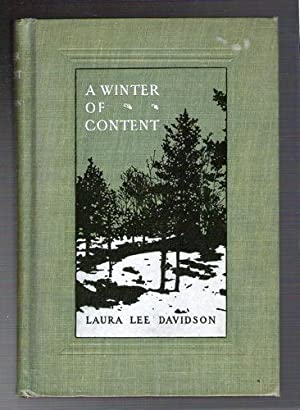 A Winter of Content: Davidson, Laura Lee