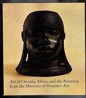 Art of Oceania, Africa, and the Americas: Metropolitan Museum