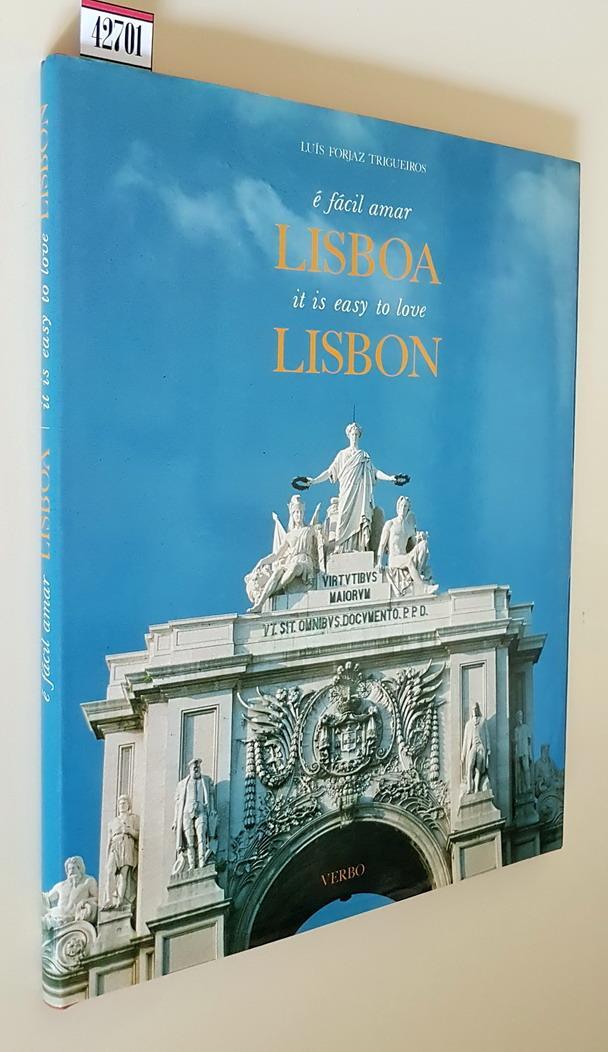 E' facil amar LISBOA - It is easy to love LISBON - Testo de LUIS FORIAZRIGUEIROS