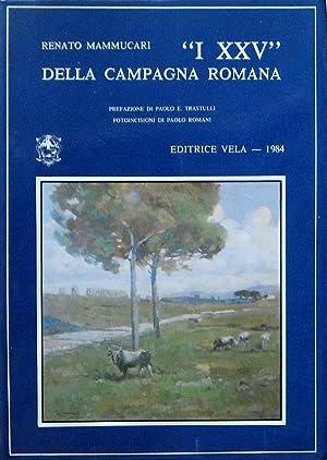 I XXV DELLA CAMPAGNA ROMANA: RENATO MAMMUCCARI