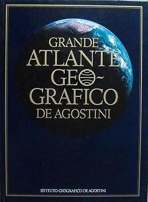 GRANDE ATLANTE GEOGRAFICO DE AGOSTINI: AA. VV.