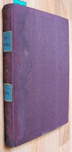 RIVISTA ARALDICA - Anno XLVI - 1948: Direttore Responsabile Conte