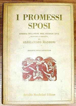I promessi sposi storia milanese del secolo xvii scoperta - Libro immagini a colori ...