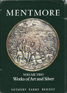 Mentmore Volume Two: Catalogue of Works of: Sotheby Parke Bernet
