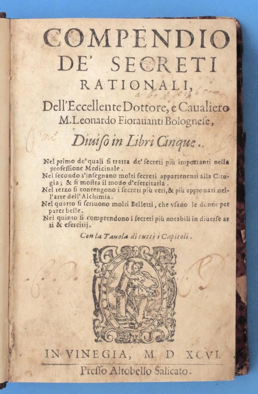viaLibri ~ Rare Books from 1596 Page 6