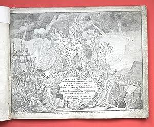 Atlas minor præcipua Orbis terrarum Imperia, Regna: Lotter, Tobias Conrad