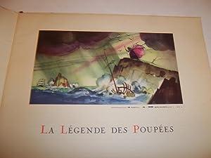 LES POUPÉES DE BRETAGNE (Catalogue De La Fabrique Le Minor, Bretagne, France, 1939): GOURVIL...