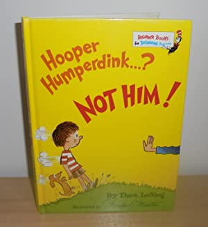 Hooper Humperdink.? Not Him!: LeSieg, Theo