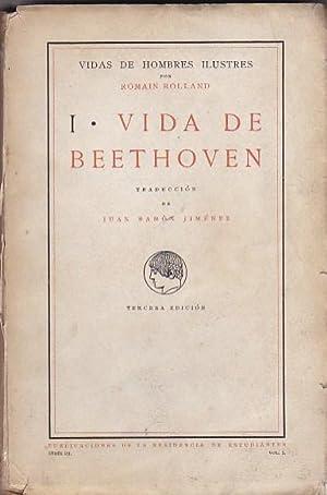I. Vida de Beethoven: ROLLAND, Romain