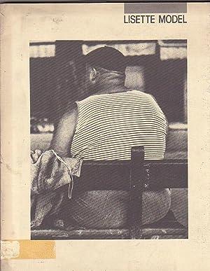 Lisette Model. Retrospectiva 1937-1970: COHEN, Alan /