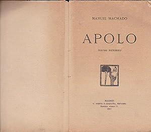 Apolo: MACHADO, Manuel