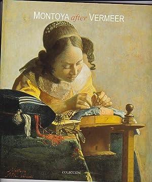 Montoya after Vermeer: PINO GARCIA, María Eugenia