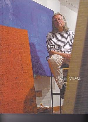 Jorge Vidal. 1964-2002. Obra: HERNANDO, Javier /