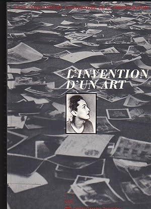 L invention d un art: SAYAG, Alain / LEMAGNY, Jean Claude, .
