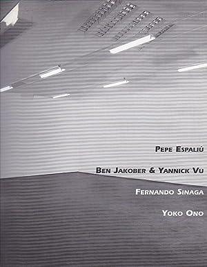 Pepe Espaliú. Ben Jakober & Yannick Vu.: RICO, Pablo J.