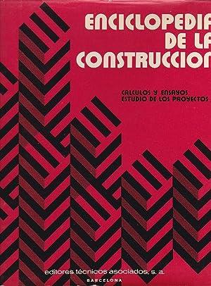 Enciclopedia de la construcción: VARIOS AUTORES