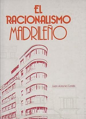 El racionalismo madrileño. Casco antiguo y Ensanche 1925-1945: CORTES, Juan Antonio
