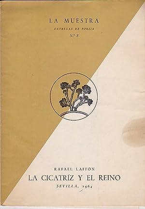 La cicatriz y el reino: LAFFON, Rafael