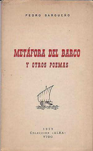 Metáfora del barco y otros poemas: BARGUE�O, Pedro