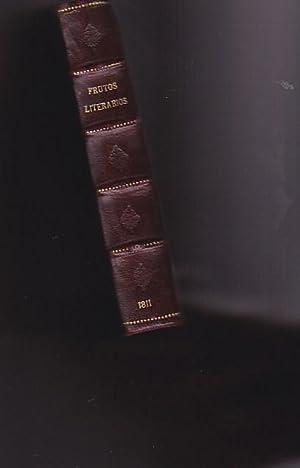 Almacen de frutos literarios inéditos de los mejores autores: ABATE GANDARA ( Miguel Antonio...
