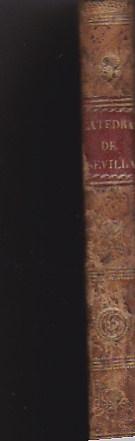 La catedral de Sevilla. Tomo tercero: PEREZ MIRANDA, Gregorio
