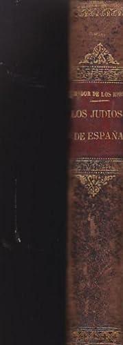 Estudios históricos, políticos y literarios sobre los Judíos de España:...