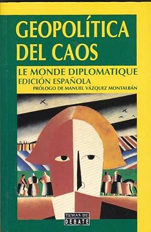 Geopolítica del caos: ALBIÑANA, Antonio (Ed.)