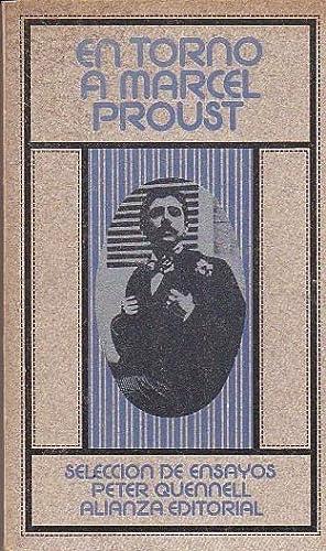 En torno a Marcel Proust: BOWEN, Elizabeth /