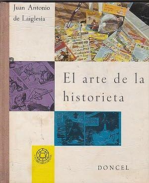 El arte de la historieta: LAIGLESIA, Juan Antonio de