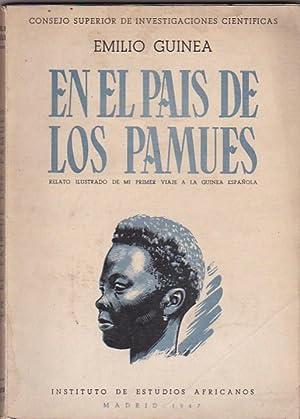 En el país de los Pámues. (Relato ilustrado de mi primer viaje a la Guinea espa&...