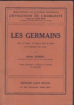 Les Germains: HUBERT, Henri