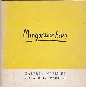 Mingorance Acien: CATALOGO