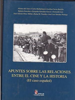 Apuntes sobre las relaciones entre el cine: AMO, Alfonso del