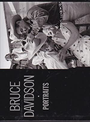 Bruce Davidson. Portraits: CATALOGO