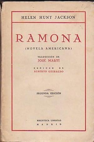 Ramona. (Novela americana): HUNT JACKSON, Helen