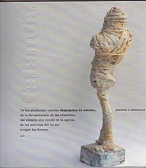 Miguel Galanda. Despojadas de sombra 2001 2004: GAMONEDA, Antonio /
