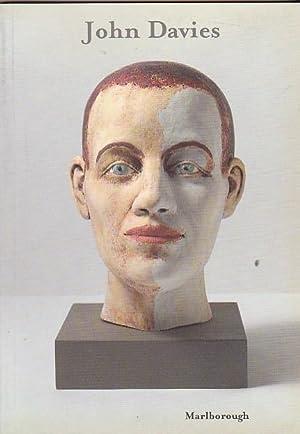 John Davies. Escultura y dibujo: VIAR, Javier