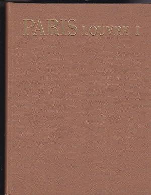 Louvre. Paris. I y II: GAUTHIER, Maximilien