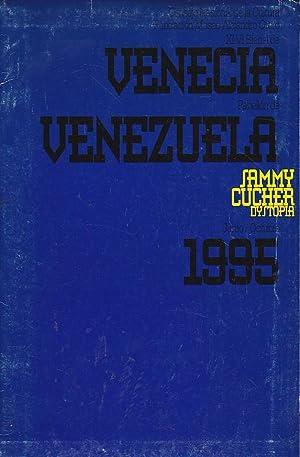 Venecia Venezuela. Sammy Cucher, Dystopia. Paolo Gasparini,: SIERRA, Eliseo /