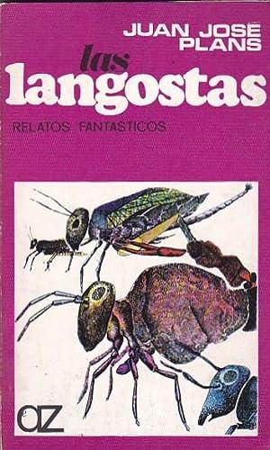 Las langostas ( Relatos fantásticos ): PLANS, Juan José