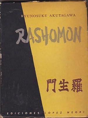 Rashomon: AKUTAGAWA, Ryunosuke