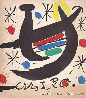 Barcelona 1968-1969. Catálogo: VARIOS AUTORES