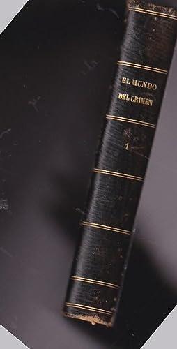 El Mundo del Crimen. Volumen I.